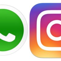 WhatsApp, Instagram