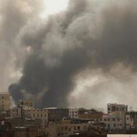Yemen Fire
