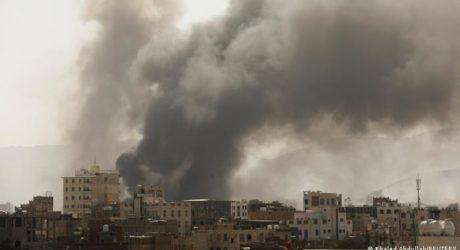 یمن: مہاجرین حراستی مرکز میں آگ لگنے سے متعدد افراد ہلاک