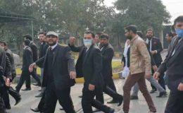 اسلام آباد ہائیکورٹ حملہ کیس: وکلا کے لائسنس بحال کرنے کی استدعا مسترد