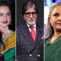 Amitabh,Rekha,Jaya Bachchan