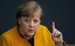 میرکل جرمنی بھر میں ایک سے لیکن مختصر لاک ڈاؤن کی حامی