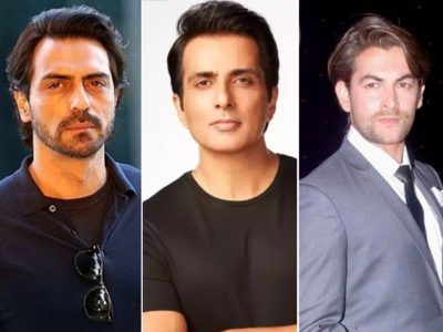 Arjun Rampal, Sonu Sood, Neil Nitin