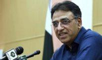 اسد عمر نے سندھ حکومت کو' تنقید سرکار' کا نام دے دیا