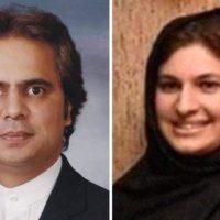 Asjad Malhi and Nausheen Iftikhar