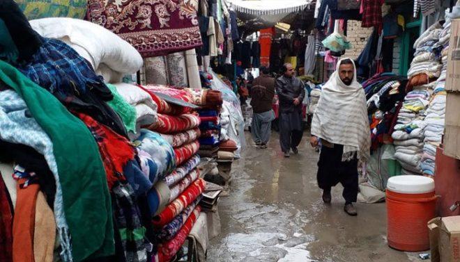 بلوچستان میں تجارتی مراکز مکمل بند کرنے کے ایام میں تبدیلی