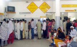 کورونا: لاہور سمیت 7 اضلاع کے اسپتالوں کی کچھ او پی ڈیز بند کرنے کا فیصلہ