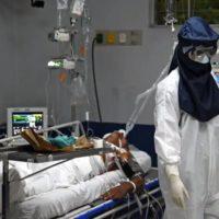 Corona Patient