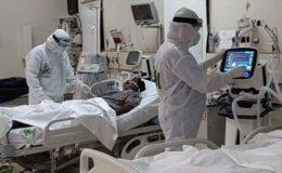 'گوجرانوالہ میں سب سے زیادہ 81 فیصد وینٹی لیٹرز پر مریض موجود ہیں'