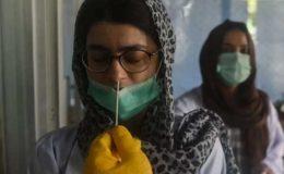 کورونا وبا سے مزید 84 افراد جاں بحق، ملک میں مثبت کیسز کی شرح میں معمولی کمی