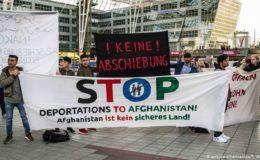 جرمنی: افغانیوں کی ملک بدری کے خلاف مظاہرہ