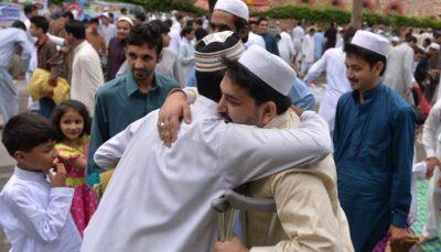 Eid-ul-Fitr, Public Holidays