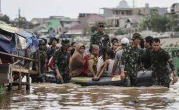 انڈونیشیا میں سیلاب اور لینڈ سلائیڈنگ سے 44 افراد ہلاک