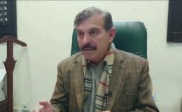 'ڈسکہ الیکشن کیلئے فول پروف سیکیورٹی انتظامات کیے ہیں'