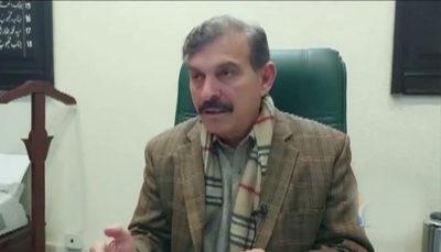 Ghulam Israr Khan