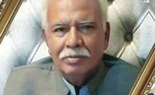 اردو غزل کا شہسوار اکرام الحق سر شار