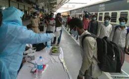 بھارت: ایک دن میں کورونا کے ایک لاکھ پندرہ ہزار کیسز، نیا ریکارڈ