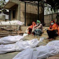 India Corona Deaths