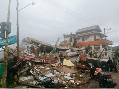 Indonesia Earthquakes