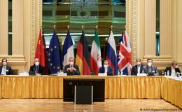 ایران جوہری معاہدے پر مذاکرات کا پہلا دور 'کامیاب' رہا