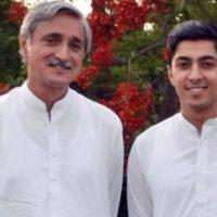 Jahangir Tareen and Ali Tareen
