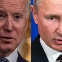 Joe Biden and Putin