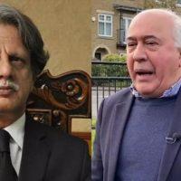 Justice Azmat and Moussavi