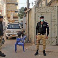Karachi Lockdown