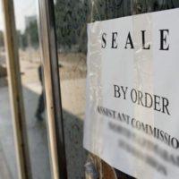 Karachi Shops Sealed