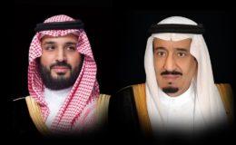شاہ سلمان کا شاہ عبداللہ سے فون پرمکمل اظہار یکجہتی، سعودی عرب کی حمایت کی یقین دہانی