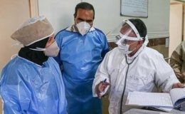 خیبرپختونخوا میں ویکسی نیشن کے باوجود طبی عملہ بدستور کورونا کا شکار