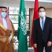 Morocco and Saudi Arabia
