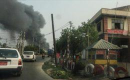 میانمار، مسلح گروہوں کے ایک پولیس اسٹیشن پر حملے میں کم ازکم 14 پولیس اہلکار ہلاک