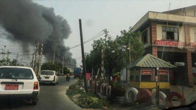 Myanmar Attack