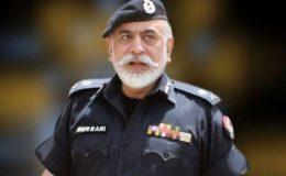 سابق انسپکٹر جنرل کے پی ناصر درانی کورونا وائرس سے جاں بحق