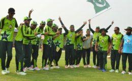 پاکستان بلائنڈ کرکٹ ٹیم نے بھارت کو ہرا دیا