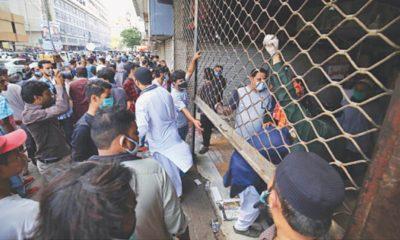 Pakistan Coronavirus Violation