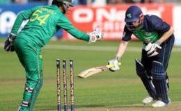 پاکستان اور آئرلینڈ کے درمیان ٹی ٹوئنٹی سیریز منسوخ