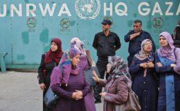 بائیڈن انتظامیہ کا اعلان؛ فلسطینی مہاجرین کی ایجنسی اُنروا کے لیے امریکا کی امداد بحال