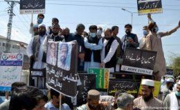 'سیاسی جلسے بند کرو، بچوں کی تعلیم بحال کرو'