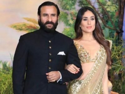 Saif Ali and Kareena Kapoor