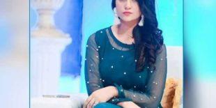 اداکارہ سارہ خان کی طبیعت خراب ہو گئی، اسپتال داخل