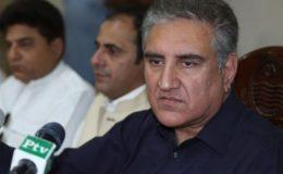 جہانگیر ترین کو کوئی تشویش ہے تو وزیراعظم سے ملاقات کریں: شاہ محمود