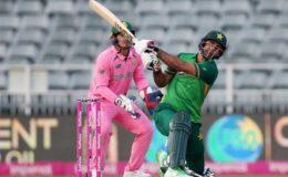پاکستان کو دوسرے ون ڈے میں شکست، سیریز 1-1 سے برابر