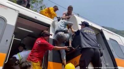 Taiwan Train Accidents