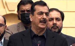 (ن) لیگ خود استعفے دینا نہیں چاہتی، ملبہ صرف پی پی پر گرانا چاہتی ہے: گیلانی