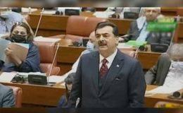 اپوزیشن کو لے کر چلیں گے اور حکومت کی بھی آواز بنیں گے: یوسف رضا گیلانی