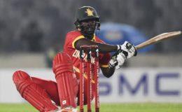 دوسرا ٹی ٹوئنٹی: زمبابوے نے پاکستان کو شکست دے کر سیریز برابر کر دی