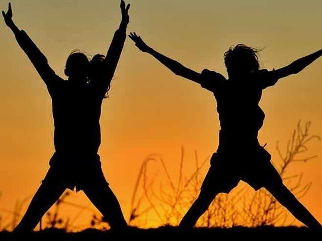 بچپن میں مناسب غذا اور ورزش… جوانی میں بہترین دماغی صحت