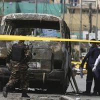 Afghanistan Bus Blast